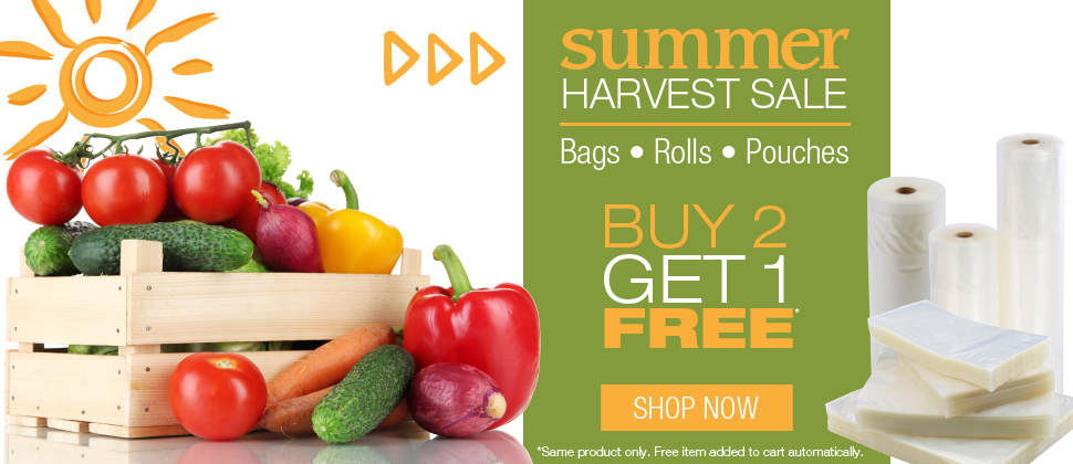 Summer Harvest Sale Bags and Pouches Buy 2 Get 1 Free