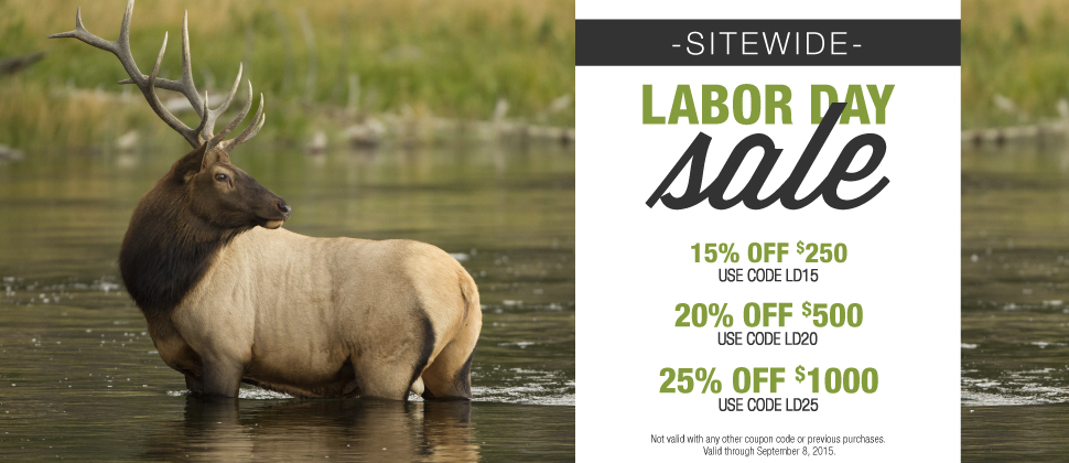 VacMaster Labor Day Sale