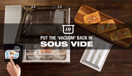 Learn more about cooking sous vide with VacMaster Fresh.