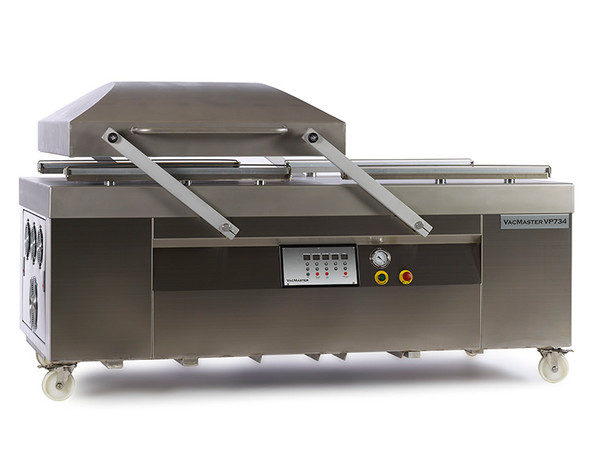 Vp734 Commercial Double Chamber Vacuum Sealer Vacmaster