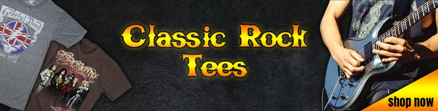 Oldschooltees Try Our Classic Rock tees