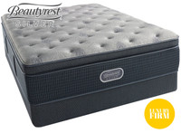 Charcoal Coast Luxury Firm Pillow Top Beautyrest Silver