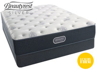 Open Seas Luxury Firm Beautyrest Silver