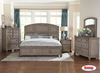 1707 Lavonia Grey Bedroom