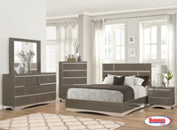 B005 Grey Staton Bedroom