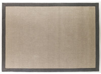 60744 Delta City Steel Medium Rug