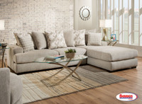 883 Alliance Pewter Sectional Living Room