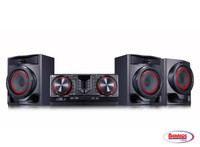 75720 LG Mini System with Karaoke Hi-Fi