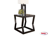 62681 Kelton End Table | Espresso