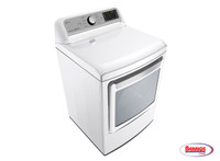 75106 LG Dryer 7.3' Front Load Electric