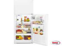65954 Whirpool wide Top-Freezer Refrigerator - 14 cu. ft.