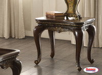 65154 Brown End Table