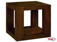 70914 Franklin Casual Contemporary End Table