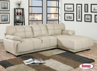 "80707 ""Bel Air Gray"" Sectional Living Room"