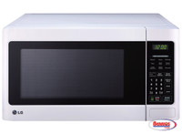 70859 LG 1.1 cu. ft. Countertop Microwave Oven with Energy Savings Key