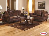 96900 Bradington Truffle Living Room