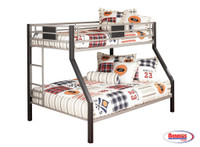 65242 Dinsmore Bunk Bed (Litera)