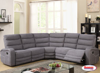 2840 Vanna Slate Sectional Living Room
