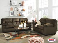 95403 Dailey Chocolate Living Room