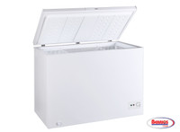 62166 Midea | Freezer 10.5' Blanco
