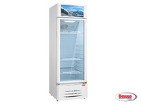 65063 SHOWCASE MIDEA 7.5' M/DF W/LK