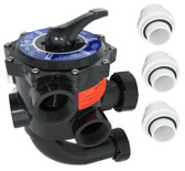 JANDY    2 VALVE PACKAGE WITH UNIONS   BWVL-MPV