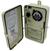 INTERMATIC | TIMER WITH FREEZE PROTECTOR | 120/240V | PF1103T