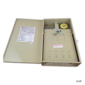 INTERMATIC | DUAL BOX 1 T104M WITH 125 AMP CENTER | DPST 220V | T40004R