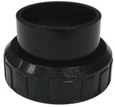 WATERCO | 2 (50MM) UNION HALF WITH O-RING | 634024BLK