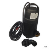 SUMP PUMPS | SUBMERSIBLE POOL AND SPA SUMP PUMP | .5HP 4K GPH | WATERFALL | PW4500