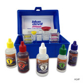 POOLMASTER | TEST KIT DELUXE 5 WAY FOR SWIMMING POOL SPA | 22276