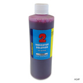 POOLMASTER | POOL SPA TEST KIT SOLUTION #2 PHENOL RED 8 OZ | 23258