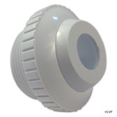 "SUPER PRO | HYDROSTREAM 3/4"" WHITE, WALL RETURN EYE BALL FITTING 