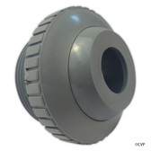 "SUPER PRO | HYDROSTREAM 3/4"" GRAY, WALL RETURN EYE BALL FITTING 