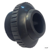"SUPER PRO | HYDROSTREAM ""E"" 1"" DARK GRAY, WALL RETURN EYE BALL FITTING 