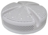 """WATERWAY   6"""" WITH 1-1/2"""" THREADED WALL FITTING 215-8240, WHITE   640-8240 V"""