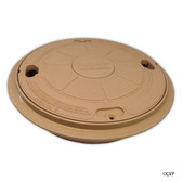 Pentair | Admiral™ S15 & S20 Skimmers | Accessories | Lid/ring seat, complete, tan | 85018000