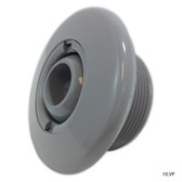 Custom Molded Products | Std Wall Ftng Comp/Less Nut, Gray (Generic) | 23300-201-000