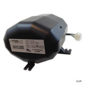 Hydro-Quip   Blower, HQ Silent Aire, 1.0 HP, 2.3A, 240V, Pigtail Cord   994-55102-7A-S