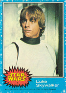 1977 Topps Star Wars Series 1 Card Set (66)