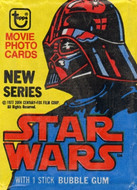 1977 Topps Star Wars Series 2 Wrapper