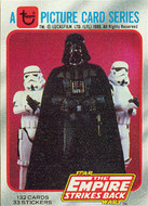 1980 Topps Empire Strikes Back Series 1 Card Set (132)