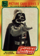 1980 Topps Empire Strikes Back Series 3 Card Set (88)