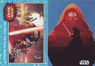 2015 Topps Star Wars Journey to The Force Awakens Set + 6 Chase Sets (171)