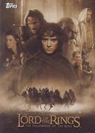 2001 Topps Lord of the Rings Fellowship of the Ring Update Set (72)