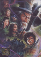 2006 Topps Lord of the Rings Masterpieces Series 2 Set (72)
