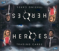 2007 Topps Heroes Season 1 Factory Sealed Case