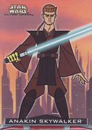 2004 Topps Star Wars Clone Wars Set + Sticker Set (100)