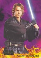 2005 Topps Star Wars Revenge of the Sith Set plus Foils (96)