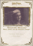 2006 Artbox Harry Potter Memorable Moments Set + Foils (81)